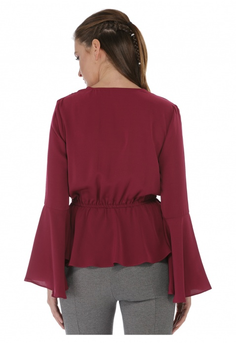 Solid Colour Tunic