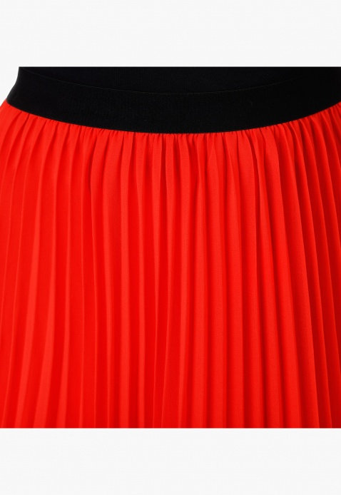 Solid Colour Skirt