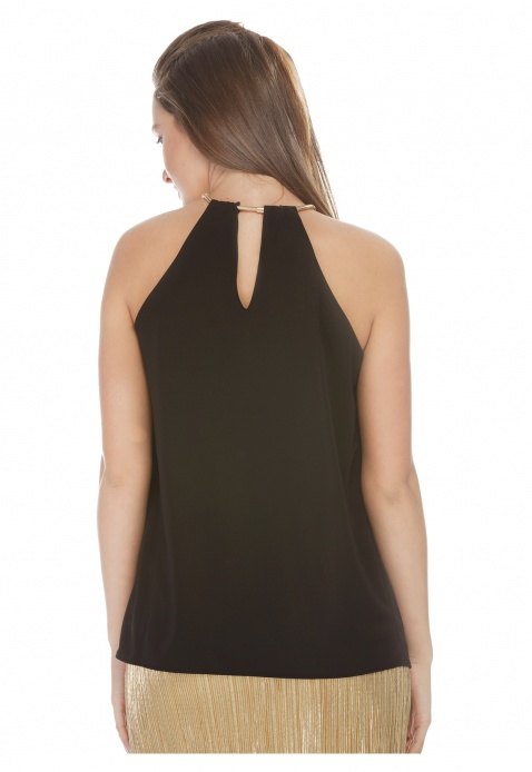 Elle Halter Neck Top