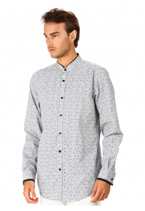 L'Homme Printed Shirt