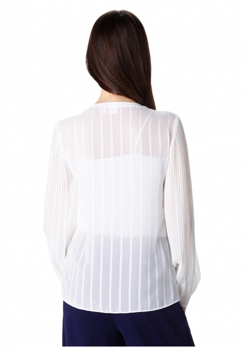 Elle Sheer Shirt