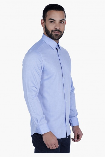 L'Homme Formal Shirt with Long Sleeves
