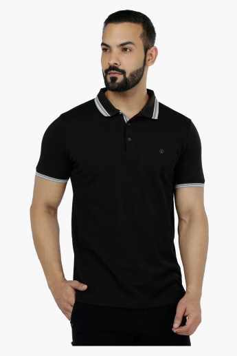 L' Homme Polo Neck T-Shirt