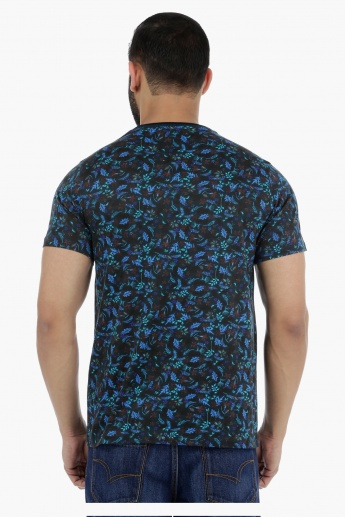 L' Homme Printed T-Shirt