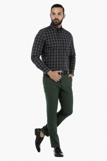 L'Homme Trousers in Slim Fit