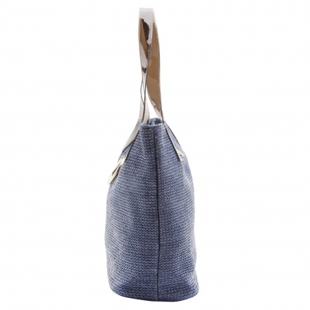Textured Shopper Bag
