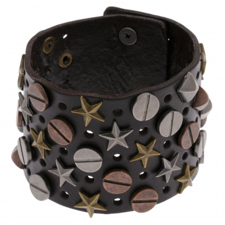 Embellished Band Bracelet