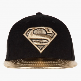 Superman Embroidered Cap