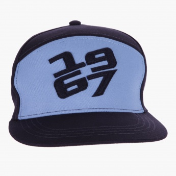 Kappa Appliqued Sports Cap