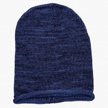 Lee Cooper Knitted Beanie Cap