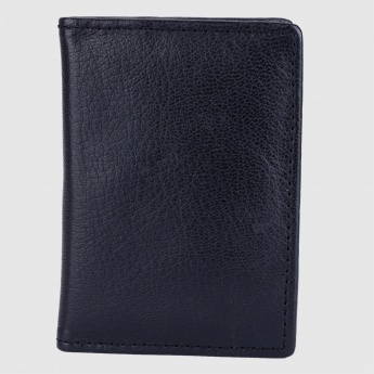 Textured Bifold Wallet