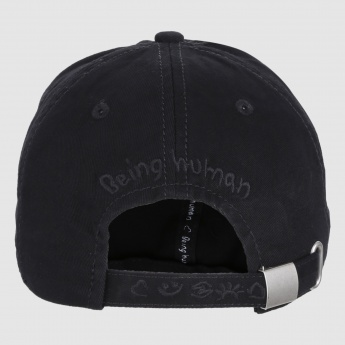 Being Human Cap with Buckle Closure
