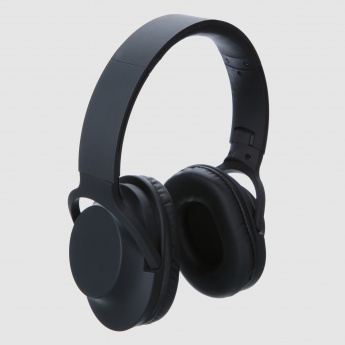 Cushioned Headphones with Mic