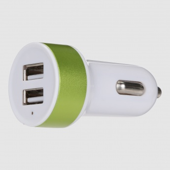 Car Charger with 2 USB Slots