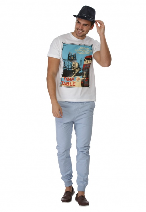 Lee Cooper Graphic Print T-shirt