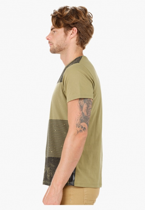 Lee Cooper Printed T-shirt
