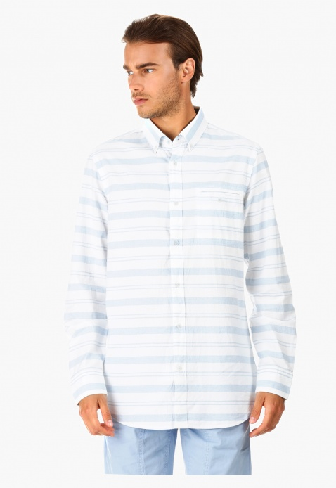 Lee Cooper Striped Shirt