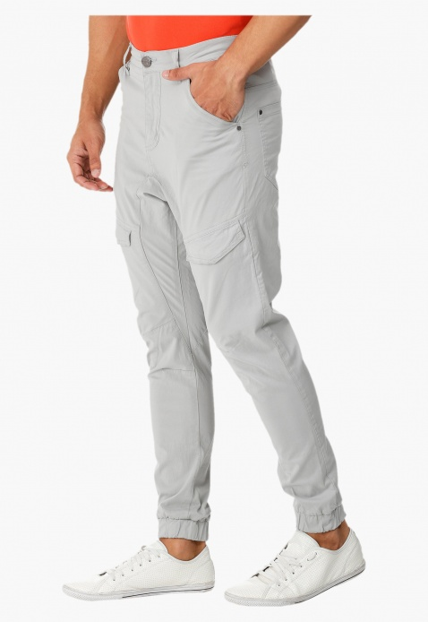 Lee Cooper Cuffed Cargo Pants