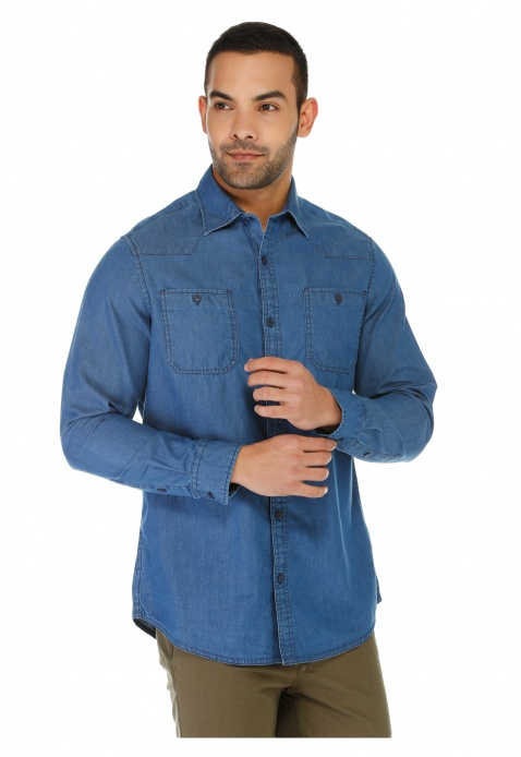 Lee Cooper Denim Shirt