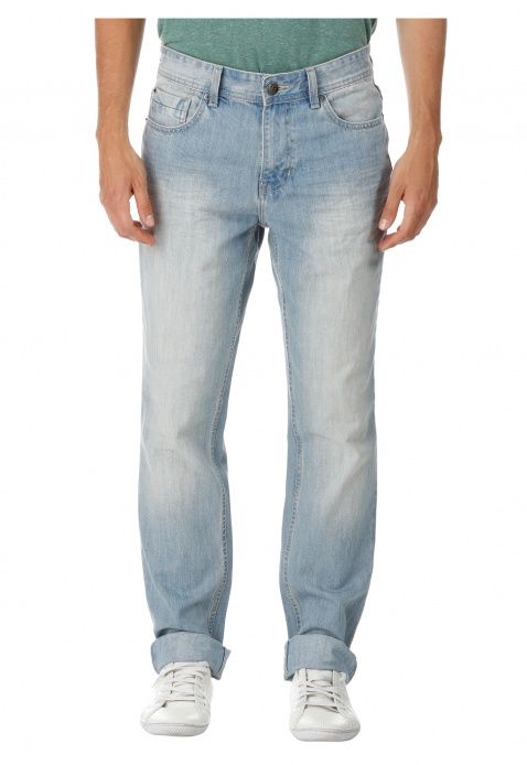 Lee Cooper Ice Washed Jeans