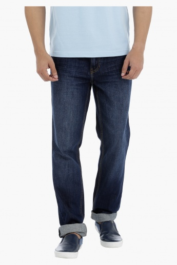 Lee Cooper Full Length Jeans in Straight Fit