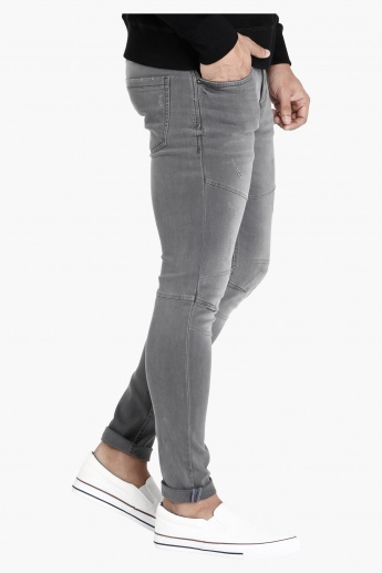Lee Cooper Distressed Jeans in Skinny Fit