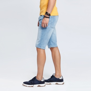 Lee Cooper Faded Shorts