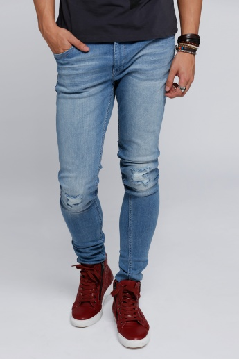 Lee Cooper Jeans with Button Closure