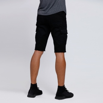 Lee Cooper Shorts with Pocket Detail