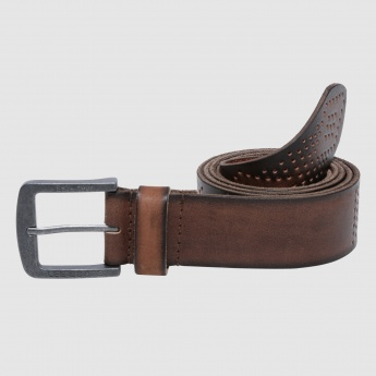 Lee Cooper Belt with Pin Buckle Closure