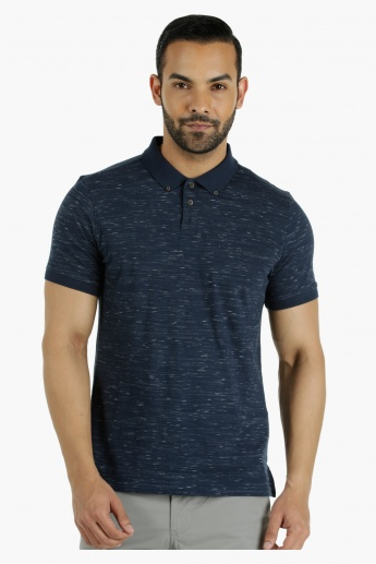 Polo T-Shirt in Regular Fit