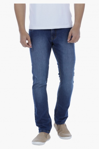 Full Length Straight Fit Jeans