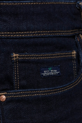 Eco Friendly Full Length Jeans in Skinny Fit