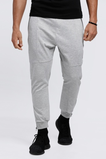 Full Length Pants with Zip Detail