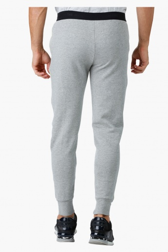Kappa Jog Pants with Contrast Waistband in Regular Fit