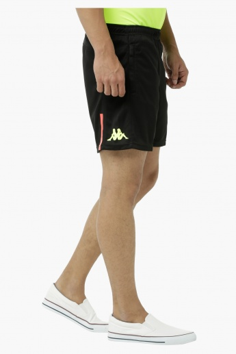 Kappa Shorts with Elastic Waistband