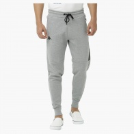 Kappa Jog Pants with Zip Detail