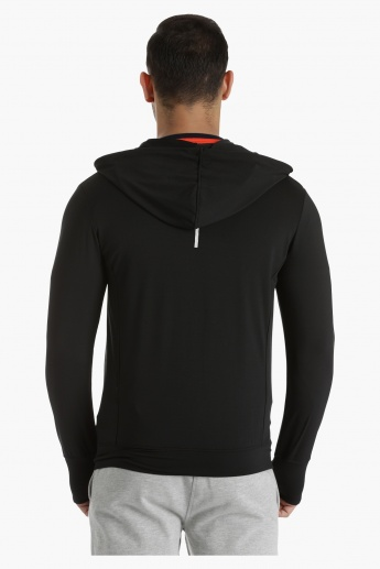 Hooded Sweatshirt in Regular Fit