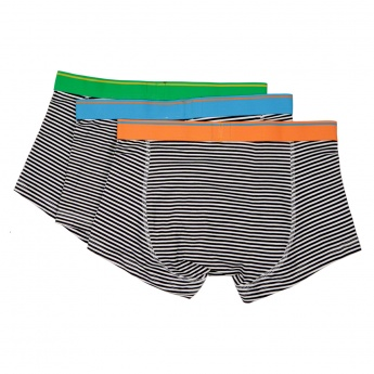 Knitted Jersey Trunks - Pack of 3