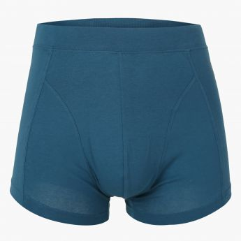 Solid Colour Boxer Briefs