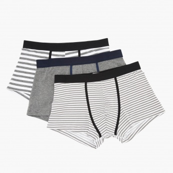 Knitted Boxers - Set of 3