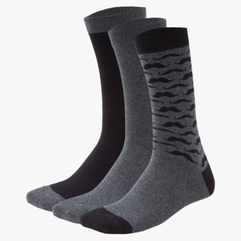 Assorted Formal Socks - Set of 3
