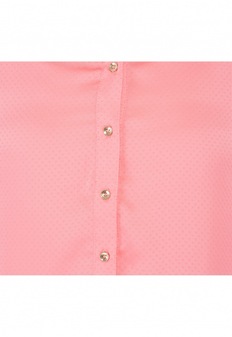 Embellished Polka-dotted Shirt