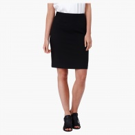 Formal Pencil Skirt in Regular Fit