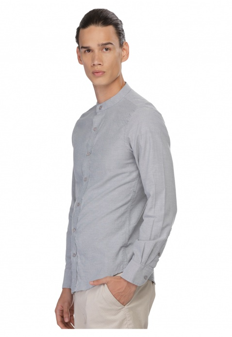 Solid Colour Shirt