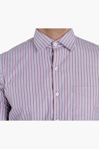 Formal Shirt with Short Sleeves