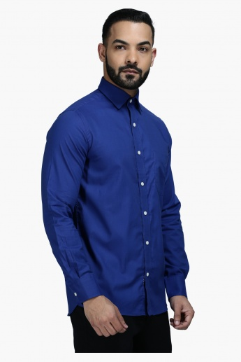 Formal Shirt with Long Sleeves in Regular Fit