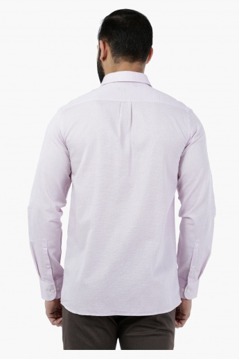 Arrow Structured Shirt with ETI Finish