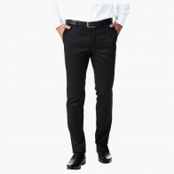 Formal Auto Flex Trousers in Skinny Fit