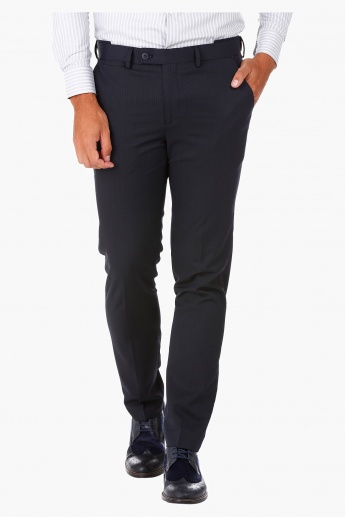 Auto-flex Trousers in Regular Fit